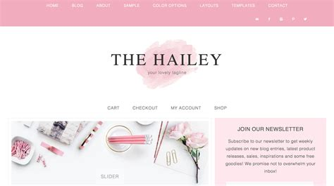 free girly templates for blogger cute wordpress themes