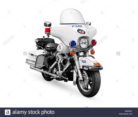 Motorrad Polizei Usa by Harley Davidson Motorcycle Stockfotos Harley