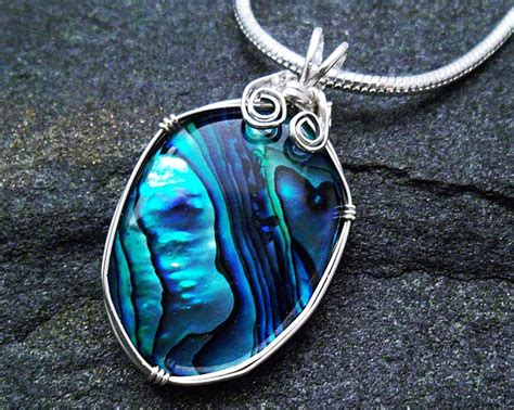 how to make abalone jewelry discover and save creative ideas