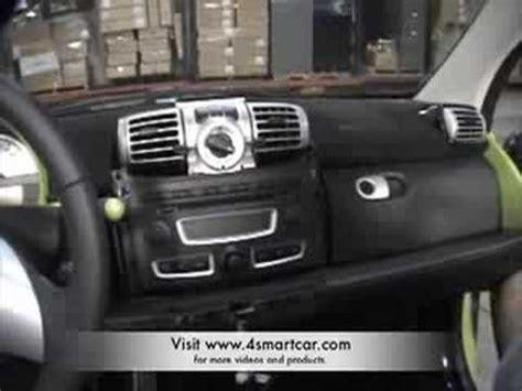 remove  radio   smart car  youtube