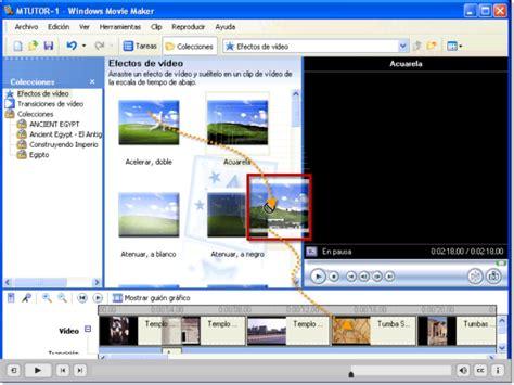 importar imagenes y videos que es movie maiker edici 243 n b 225 sica