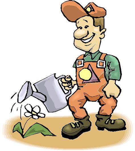 Gardening Clip by Gardener Clipart Dothuytinh