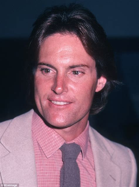 whays up with bruce jeeners hair bruce jenner s changing face how years of surgery have