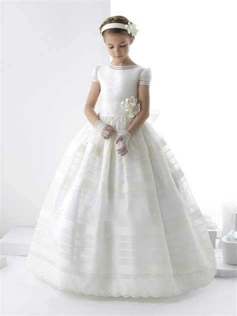primera comunin guiainfantilcom las 25 mejores ideas sobre vestidos para primera comunion