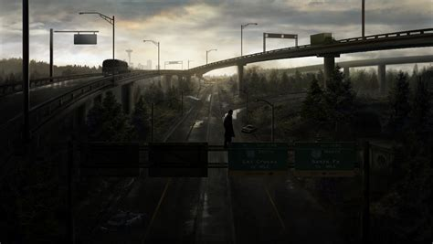 Dead Light by Jordi Gonzalez Escamilla Concept For Deadlight Teaser