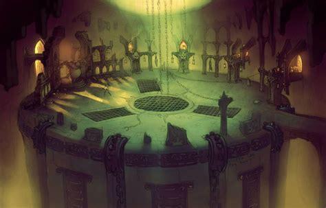 dungeon art diablo iii art gallery