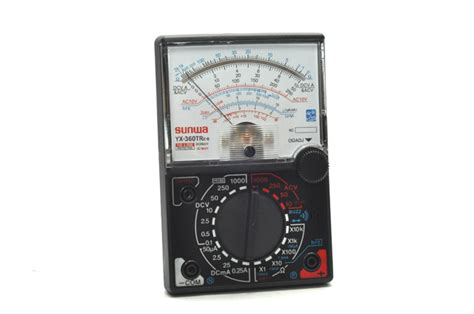Multitester Analog Samwa Yx 360tr sanwa analog multimeter yx 360tr