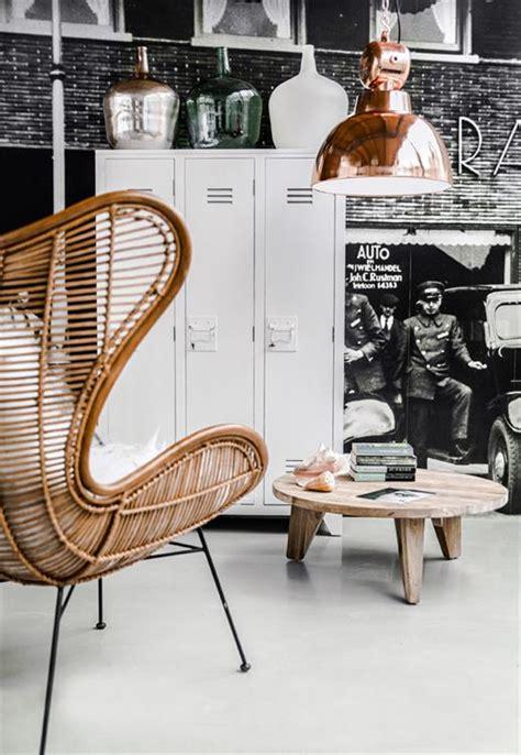 egg chair van rotan inspiraties showhomenl