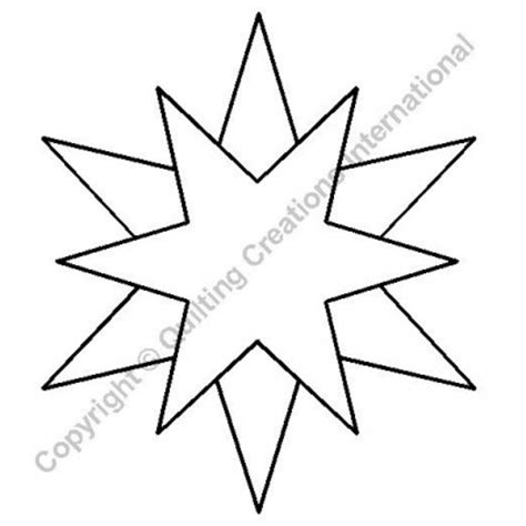 Motive Sterne 4082 by Schablone Gro 223 Er St752
