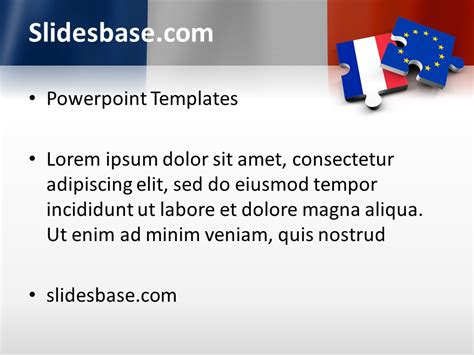 Frexit PowerPoint Template   Slidesbase