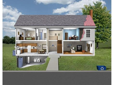 the house spanish 2 houses on pinterest cutaway spanish and