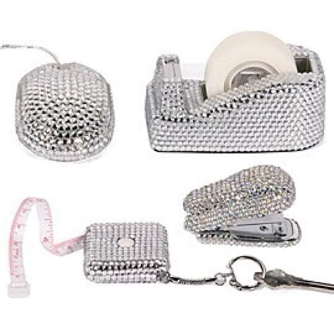 Bling Desk Accessories 7 Best Bling Office Supplies Images On Desks Office Spaces And Offices