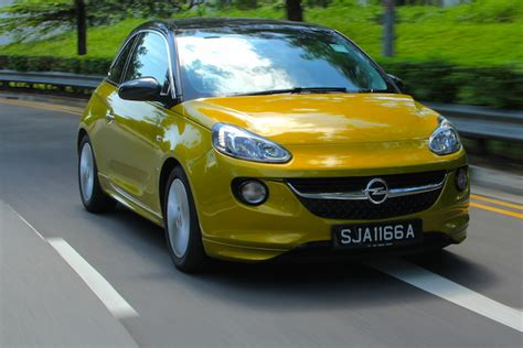 opel singapore opel adam review toy story