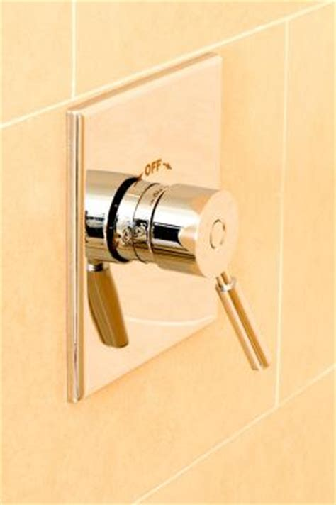 Delta Shower Faucet Installation by How To Install A Delta Single Lever Shower Valve Ehow Uk