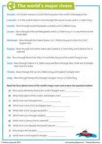 34 best images about geography printable worksheets
