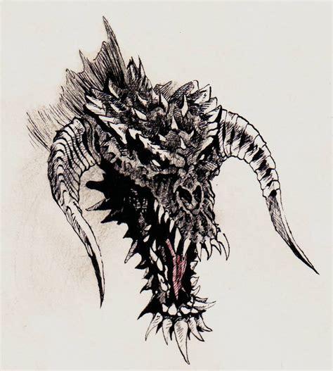 dragons black dragon by yunuskocatepe on deviantart