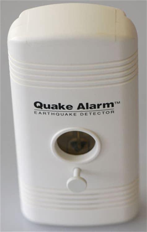 Quake Alarm quake alarm earthquake detector quake kit
