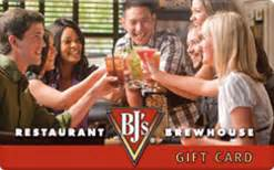 Bj S Brewhouse Gift Card - buy bj s restaurant and brewhouse gift cards raise