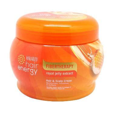 Harga Makarizo Royal Jelly makarizo hair energy fibertherapy hair scalp with
