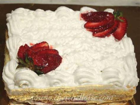 d駸serte de cuisine les meilleures recettes de g 226 teaux et fraises 3