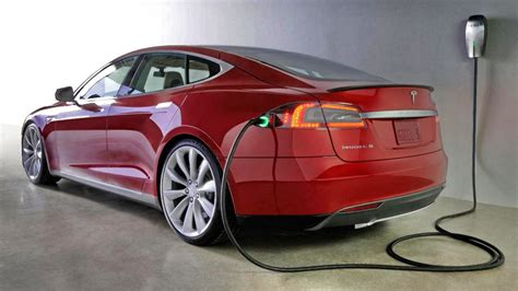 Charging Tesla At Home F8 Tesla Model S Charging Motori360 It