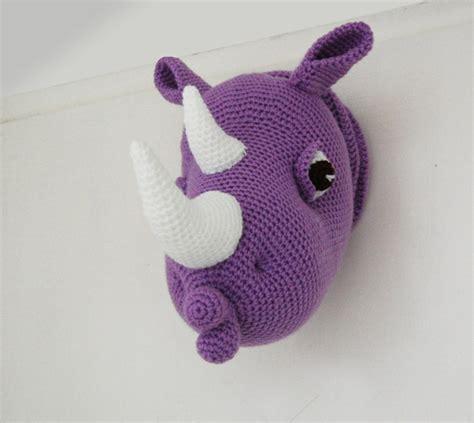 amigurumi head pattern pepika rhinka the rhino amigurumi rhino head pattern
