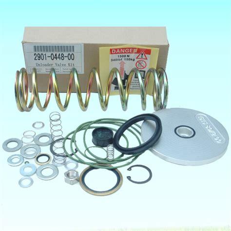 china atlas copco intake diacharge unloader valve kit air