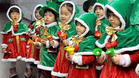 which country does christmas come from how do different asian countries celebrate sbs popasia
