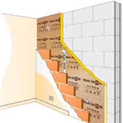 Brique Platriere Isolation Phonique by Construire En Bloc B 233 Ton Isolation Par L Int 233 Rieur Et
