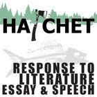 hatchet themes essay hatchet essay prompts grading rubrics by gary paulsen