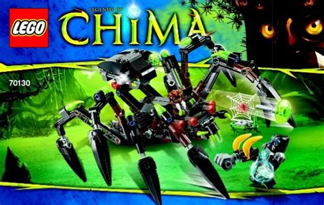 Sale Lego Legends Of Chima 70133 Spinlyn S Cavern lego legends of chima childrens toys