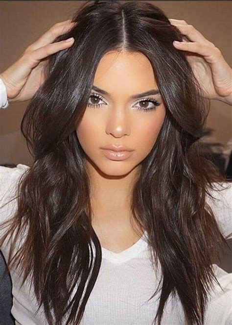 25 best ideas about kylie jenner hair extensions on best 25 kendall jenner hair color ideas on pinterest