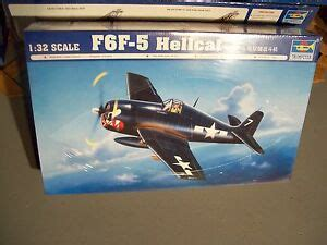 trumpeter  scale model airplane kit ff  hellcat
