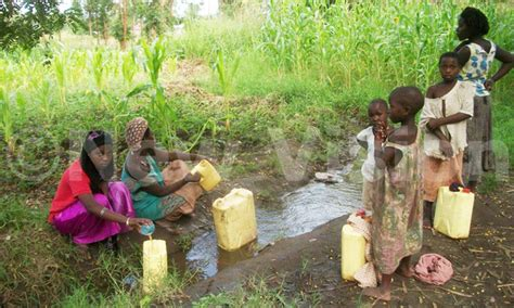 Water And Boreholes 2nd Edition kasese residents battle worst water crisis