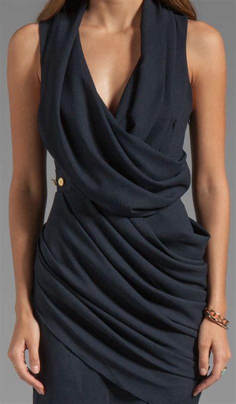 draped fashion 25 best ideas about draped dress on pinterest draping