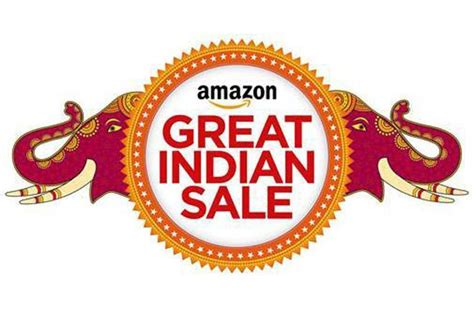amazon great indian sale apple samsung xiaomi offering discounts   rs