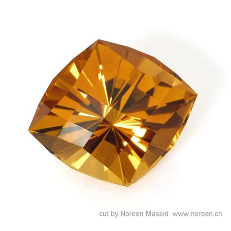 Citrine Cutting 2 15ct my collection