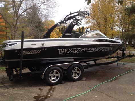 boat trader price checker 2007 malibu vlx silver edition for sale in jamestown ohio