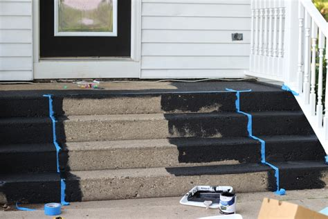 how to paint exterior concrete painted concrete stairs proverbs 31