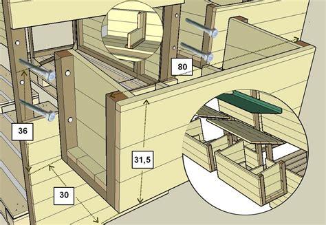 Maison En Bois Modulable by Maison En Palettes De Bois 6 Construction Dun