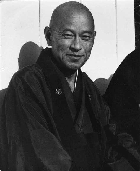 Zen Buddhism Suzuki Roshi Suzuki Founder Of The Zen Buddhism Center
