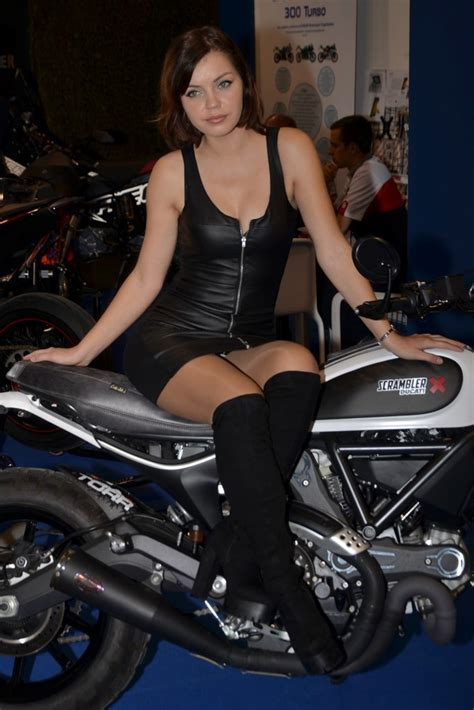 eicma  model  pier romano flickr