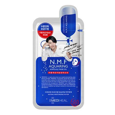Mediheal Nmf Aquaring Oule Mask mediheal nmf aquaring oule mask 1ea mediheal mask sheets shopping sale koreadepart