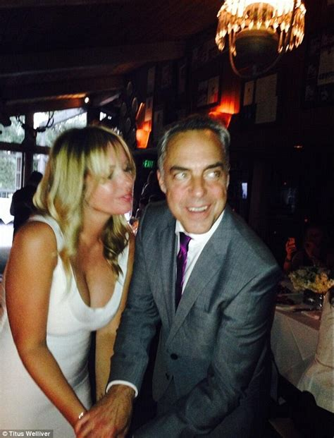 titus welliver family photos a most glorious and magical day the good wife star