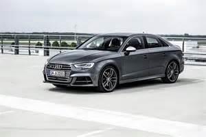 Audi S3 Coupe Audi S3 Sedan 2016 Autoevolution