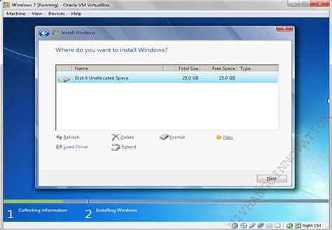 tutorial install windows 7 virtualbox melasari tutorial install windows 7 di virtualbox
