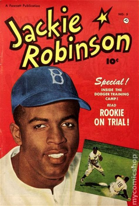 jackie robinson  comic books