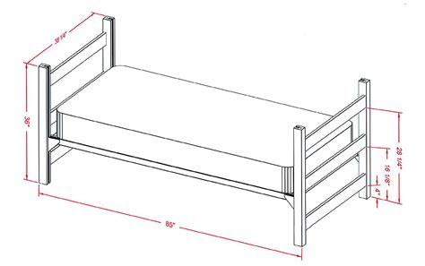 dimensions of beds average bed height 28 images bunk bed specifications