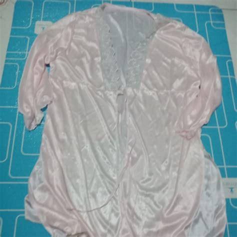 Pakaian Wanita Pre Loved 12 baju tidur pink preloved fesyen wanita pakaian wanita di carousell