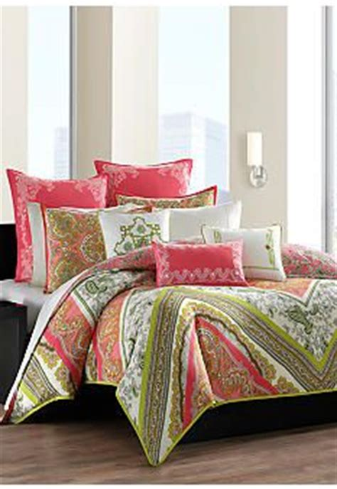 echo gramercy paisley comforter biltmore 174 for your home morant 4 piece bedding ensemble